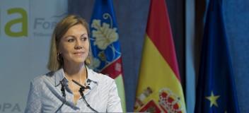 Mª Dolores de Cospedal, Secretaria General del Partido Popular