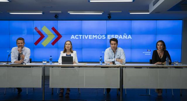 """Webinar """"Activemos España: Plan Cajal para garantizar la salud y el bienestar de los españoles"""""""